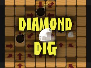 Diamond Dig banner